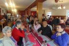 Le repas à Ibardin
